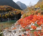 Hike through Albania's beautiful scenery