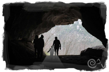 Cave Pellumbas family holiday with outdoor Albania