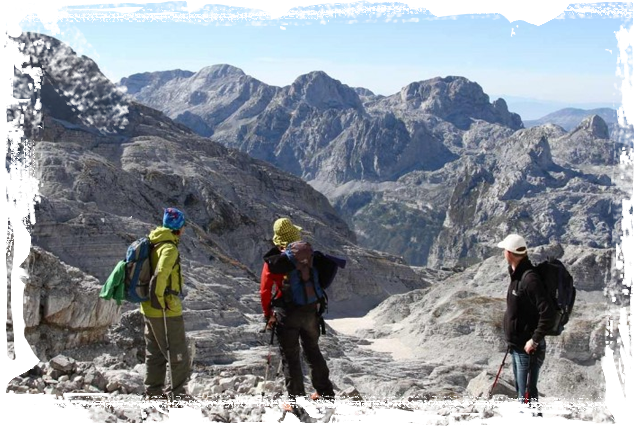 Grand Albania hiking tour with Outdoor Albania