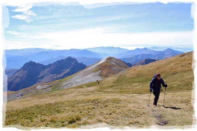 Self-guided walking trekking tours with Outdoor Albania