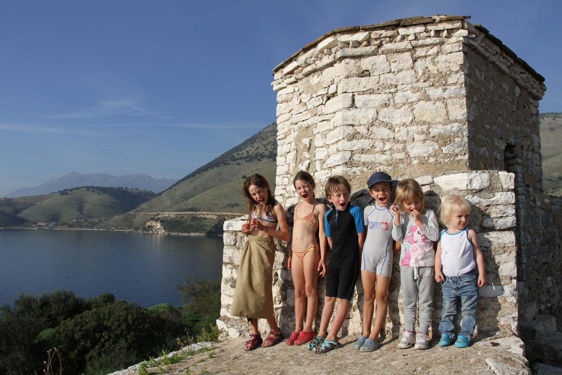 Albania is the perfect starting point to go on holiday with your family