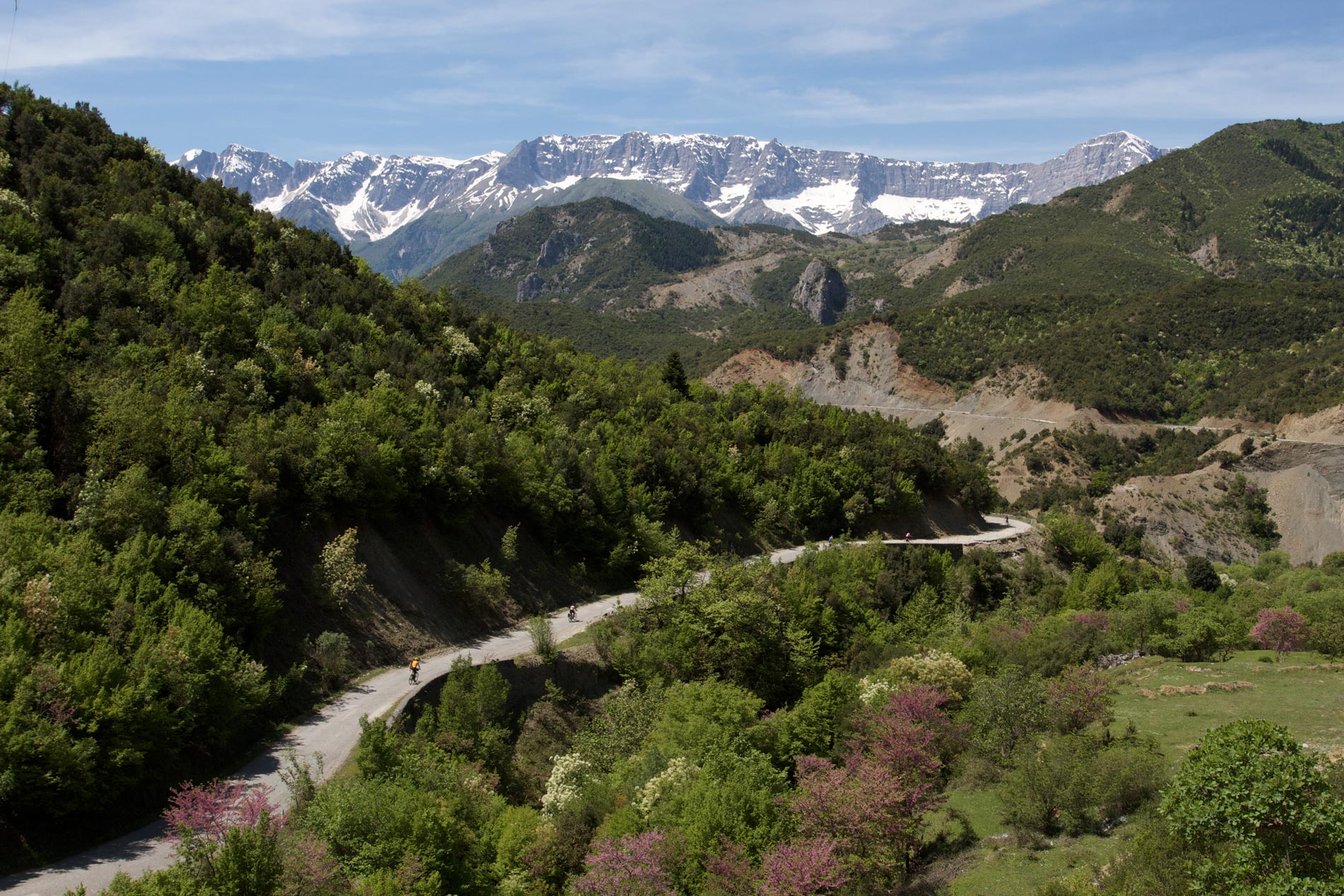 Cycling Tours with Outdoor Albania