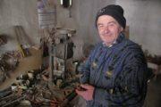 Local in Kruja, Albania