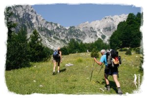 Walking and trekking Outdoor Albania