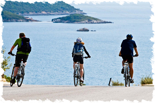 Biking with Outdoor Albania