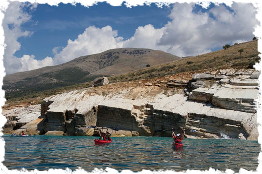 Self-guided Outdoor Albania cultural discovery walking hiking swimming cycling trekking rafting snowshoeing river hiking tours holidays travel family kayak ski yoga trekking day trip Western Balkans Peaks of the travel sea kayaking