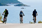 We will cycle through hills covered in olive groves, around the magnificent Lake Ohrid, and along the sparsely inhabited Ionian coast.