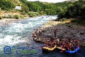 Rafting with Outdoor Albania