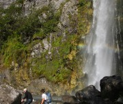 Thethi Waterfall Thethi Church Self-guided Outdoor Albania walking hiking swimming cycling trekking rafting snowshoeing river hiking tours holidays travel family kayak ski yoga trekking Albania Western Balkans Peaks of the