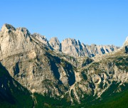 Accursed Mountains Thethi Church Self-guided Outdoor Albania walking hiking swimming cycling trekking rafting snowshoeing river hiking tours holidays travel family kayak ski yoga trekking Albania Western Balkans Peaks of the