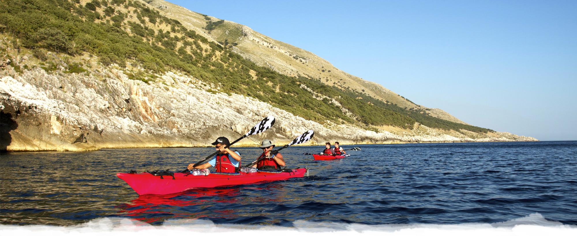 Kayaking Daytrip