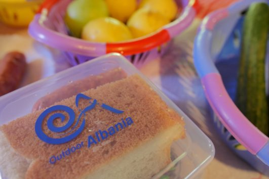 Outdoor Albania sustainable lunch box